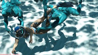 Underwater Sensuality 14H
