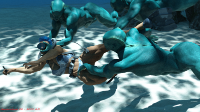Underwater Sensuality 14I
