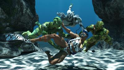 Underwater Sensuality 14J