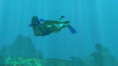 Underwater Sensuality C