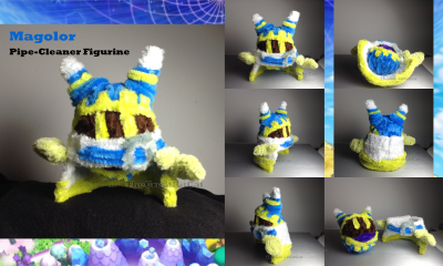 Magolor Figurine