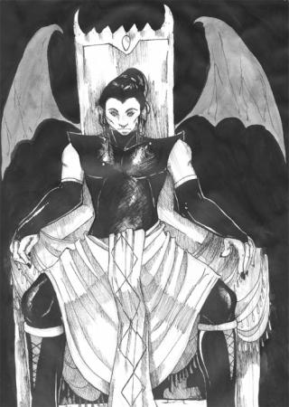 Darieyn Lord of the Warlocks