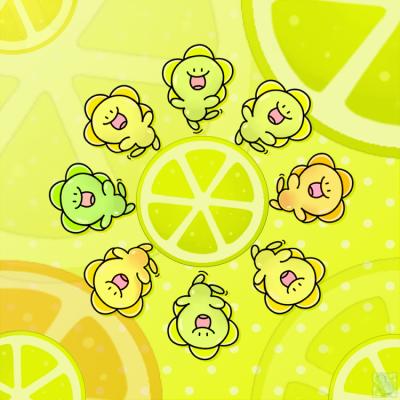 Huevember 1: Citrus Dance