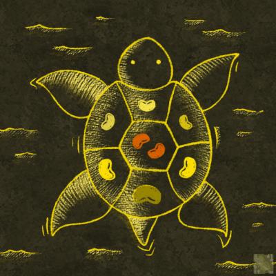 Huevember 3: Turtle Beans