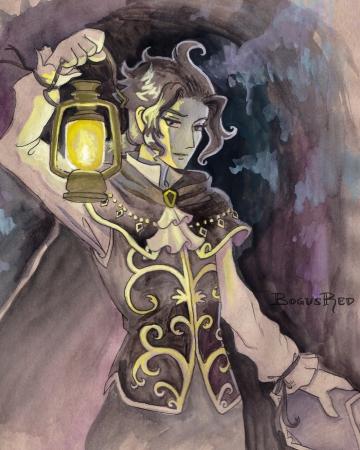 Huevember 1 - Cyrus lantern