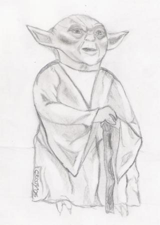 Yoda or Yogurt?