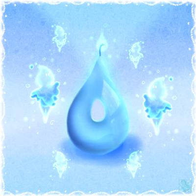 Huevember 20: Aqua Candle