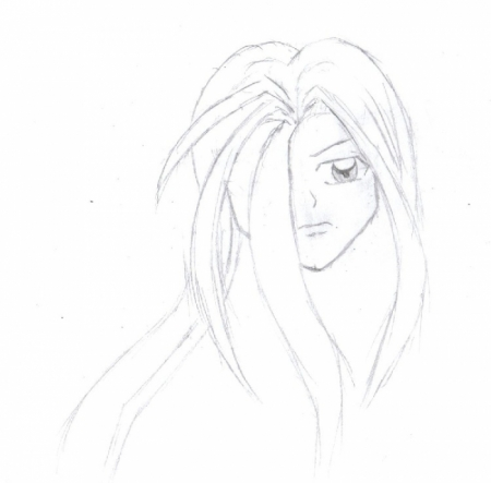 Sketch for Hair