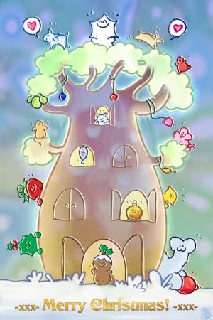 Christmas Baobab