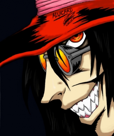 Alucard Facial Profile