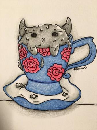 Demonic Tea