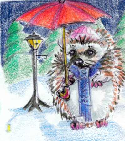 Narnian Hedgehog