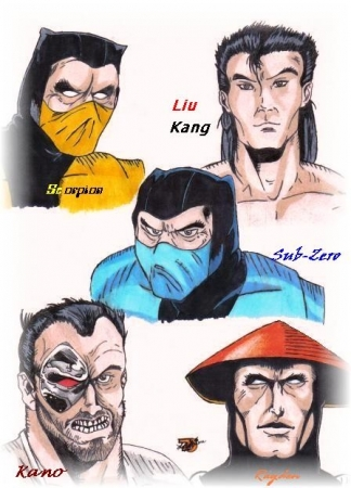 Mortal Kombat Legends