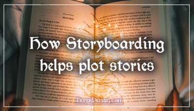 How Storyboarding can help you plot your story