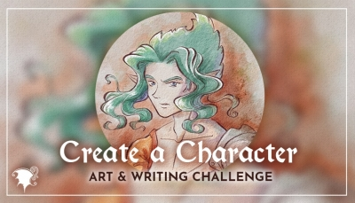 [Art Writing Challenge] Create a Character