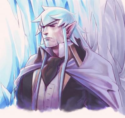 Aras Character Portrait