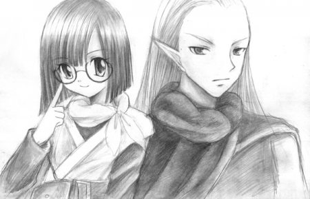 Lucca and Magus