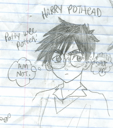 potty wee Potter
