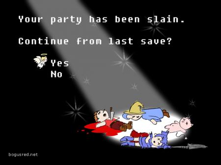 Generations Bit 6 Slain party