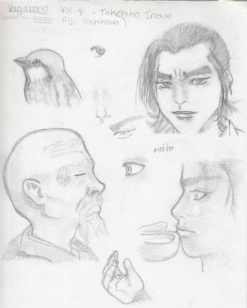 Vagabond Sketches