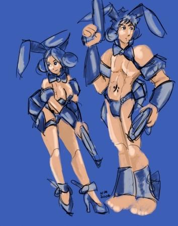 Sniper Rabbit Androids