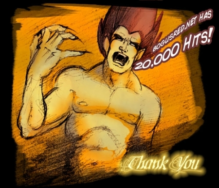 20000 Thank you!