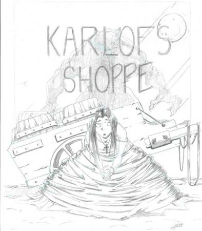 Karloff's Shoppe