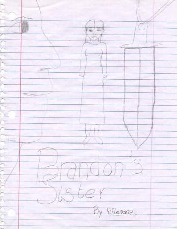 Brandon's Sister Cover