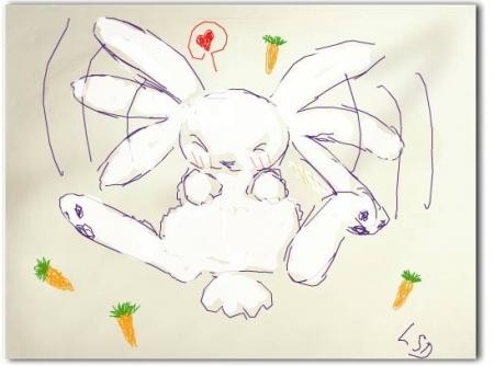 Bunny Fluffors Lunatic