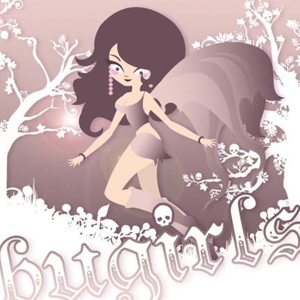 Pink Bugirl