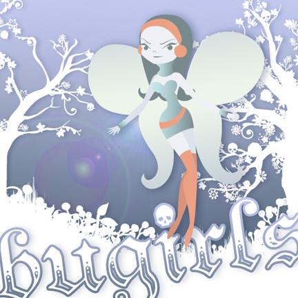 Blue Bugirl