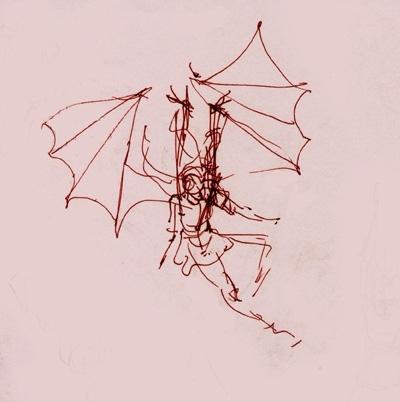 Paper Demon sketch