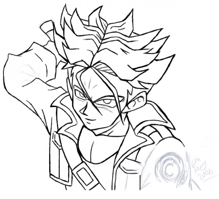 Trunks for XaKo WIP