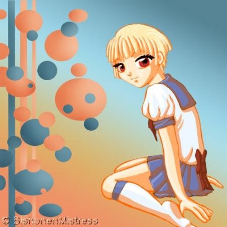Hisoka the School Girl