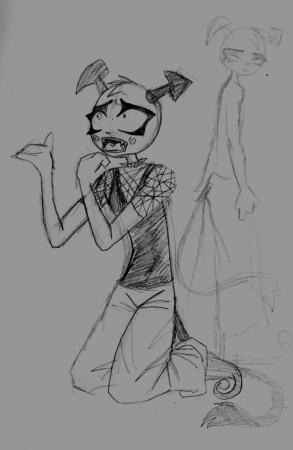 Ziggy sketches
