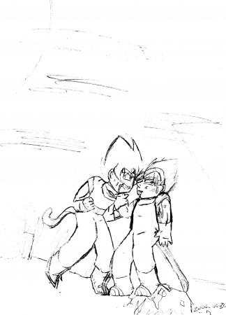 What If...Majin Goku