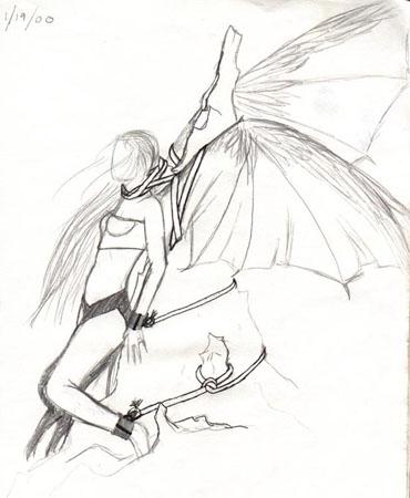 Bound Angel