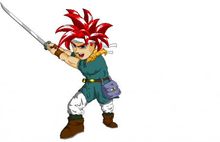 Crono in Paint