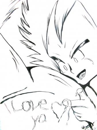 Goku and Vegita-san  part 2