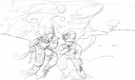 Lightning Fight