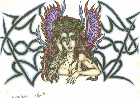 Tribal Faerie