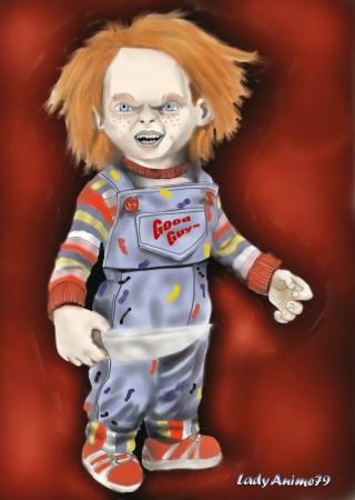 Hi  I'm Chucky....