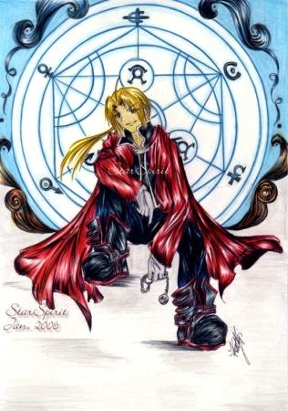 Ed + Transmutation Circle