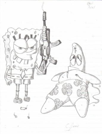 Poor Patrick