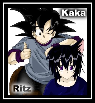 Ritz and Kaka