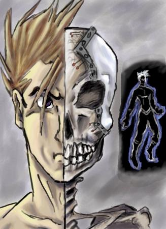 Argo and his Skeleton