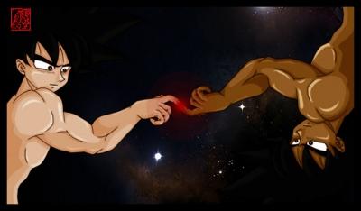 Tarus and Kakaroth