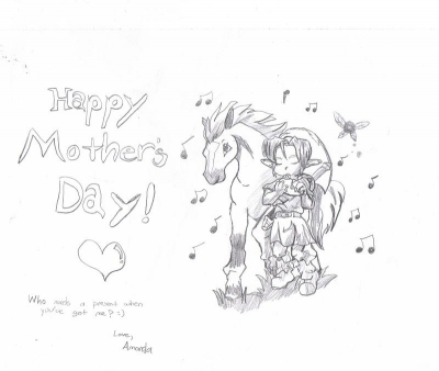 Rinku for Mother's Day