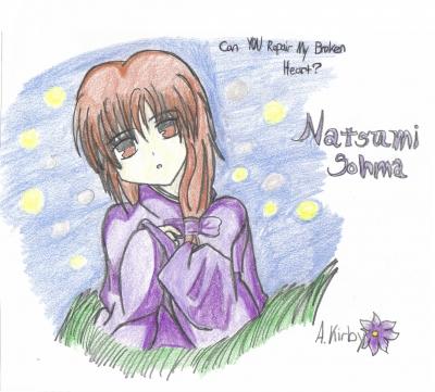 .:Natsumi's Broken Heart:.