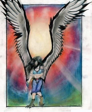 Avian Angel